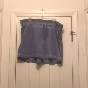 Livi Active by Lane Bryant shorts in blue 18w/20w